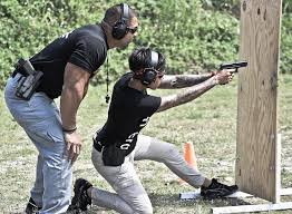 ADVANCE PISTOL TRAINING FOR SECURITY OFFICERS & LADIES 9/22