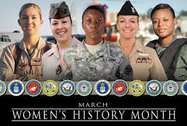 Happy Women Veterans Week