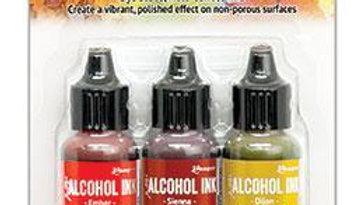 Tim Holtz® Alcohol Ink Kit - Orange/Yellow Spectrum