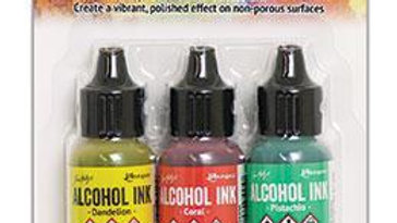 Tim Holtz® Alcohol Ink Kit - Key West