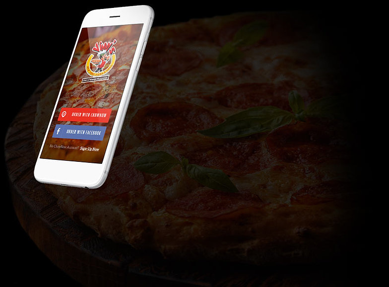 Vinny's NY PizzaOnline Order App