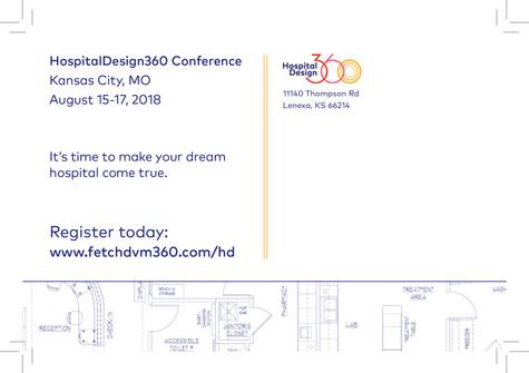 Hospital Design 360 Postcard
