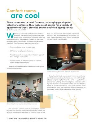 HospitalDesign360 magazine sample