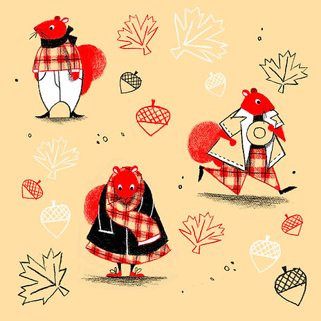 Nicholette Haigler illustration
