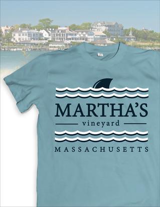 Martha's Vineyard T-Shirt Design