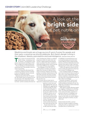 dvm360 August page sample