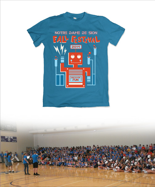 Fall Festival T-Shirt Design