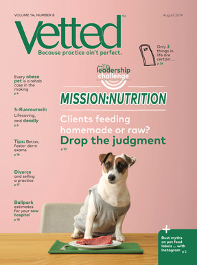 Vetted August cover