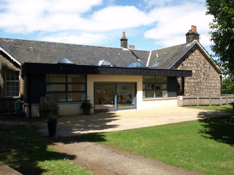 Gargunnock Community Centre Garden