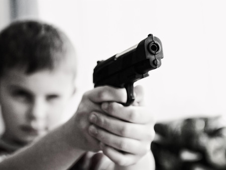 The Question You're Probably Not Asking, But Should Be: Keeping Our Kids Safe From Guns