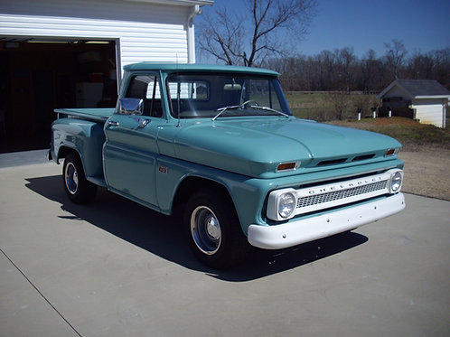 1966 Chevy Short Bed Stepside Truck