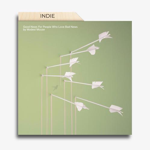Vinyl Record Dividers          Classic Tab ~ à la carte