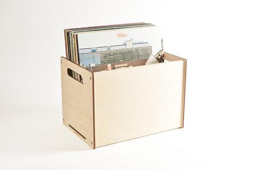 Vinyl Record Crate ~ single