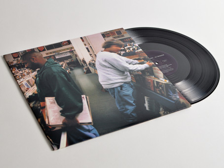 DJ SHADOW // ENDTRODUCING