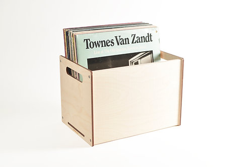 Vinyl Record Crate ~ 3-pack
