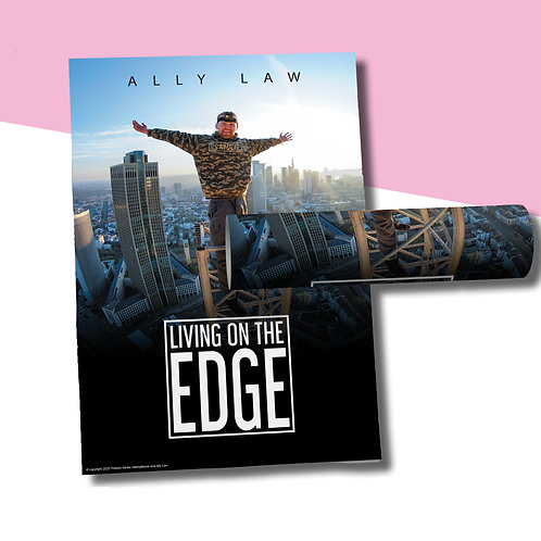 Living on the Edge Poster