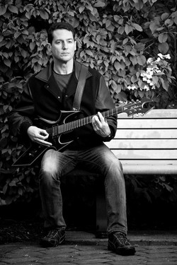 Adam Ruchman Electric Guitar - Bench