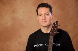 Adam Ruchman Acoustic Guitar - 1