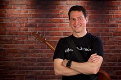 Adam Ruchman Acoustic Guitar - Wall