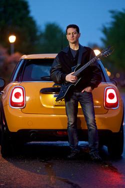 Adam Ruchman Electric Guitar-Mini 1