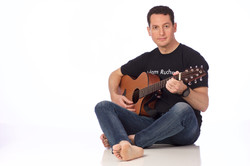 Adam Ruchman Acoustic Guitar - 2