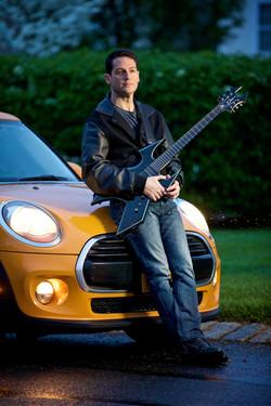 Adam Ruchman Electric Guitar-Mini 2