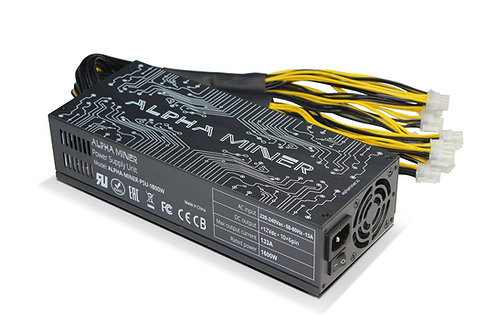 Alpha Miner PSU-1600 US Stock
