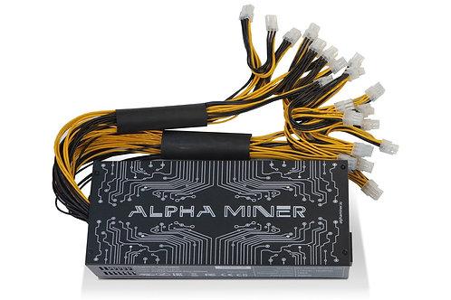 Alpha Miner PSU-2200
