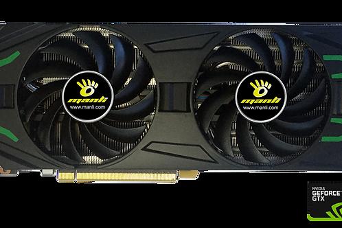 Manli GPU Cards