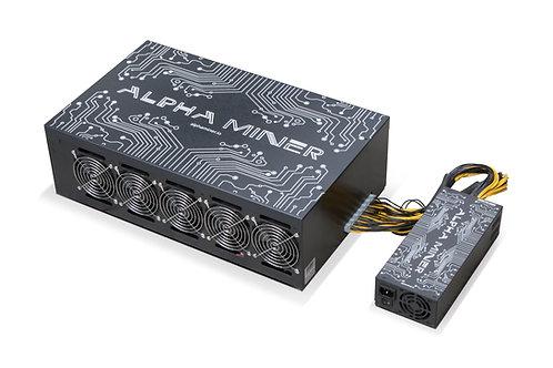 Alpha Miner GPU-200 US Stock