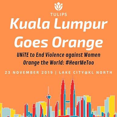 KL Goes Orange