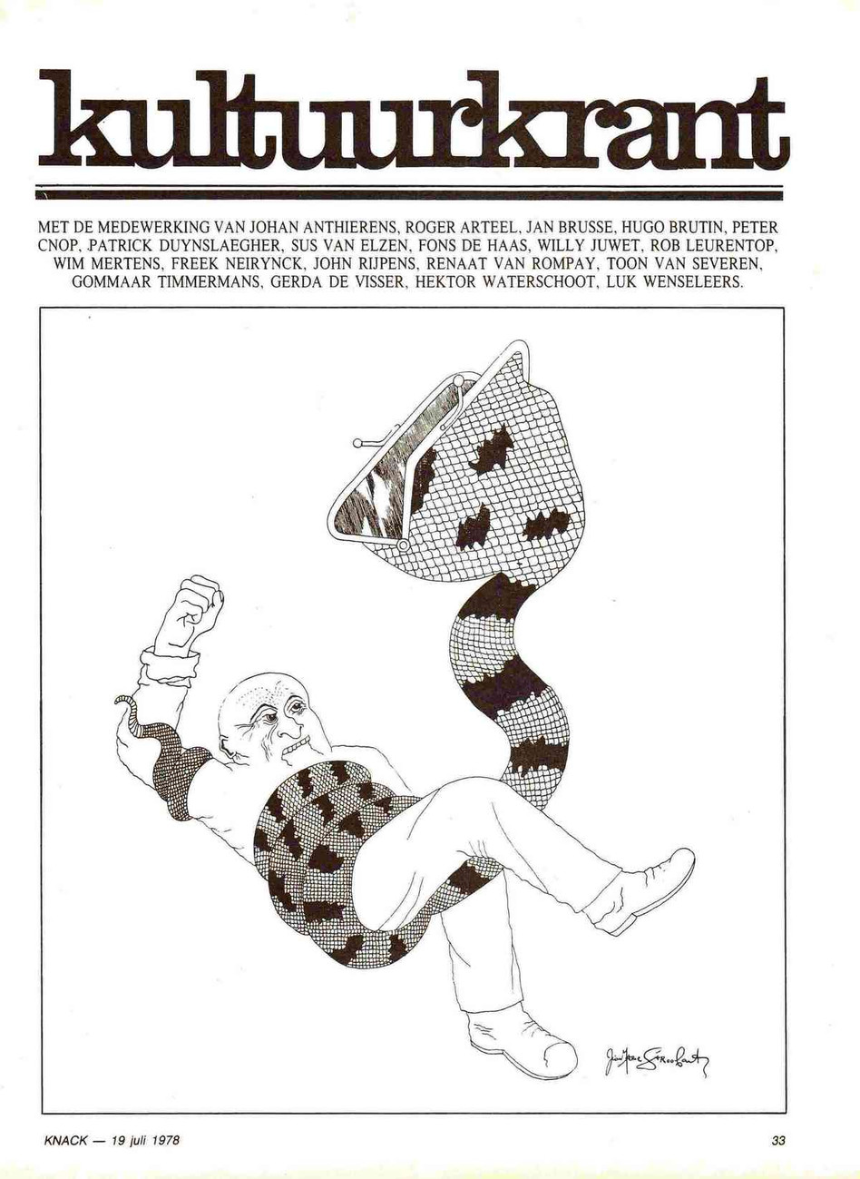 KNACK Magazine - 1978