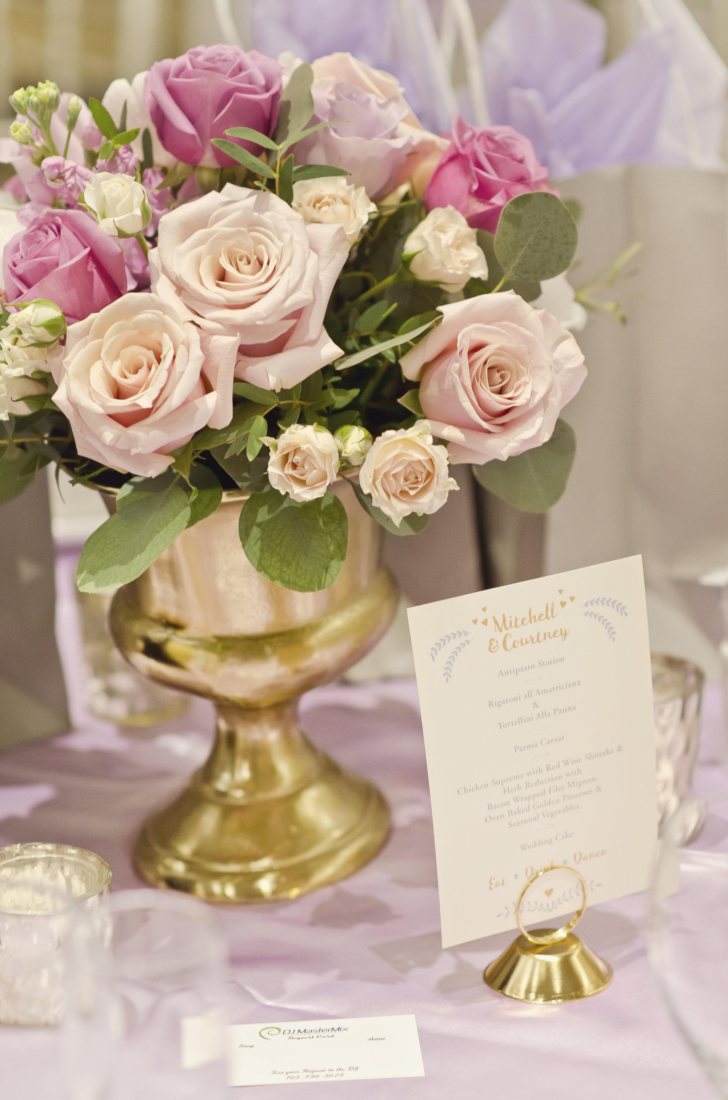 Aspen Florist Centrepiece
