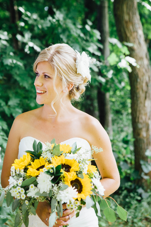 Aspen Florist Bride