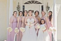 Aspen Florist Bridal Party