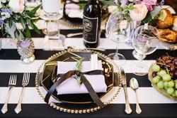 Aspen Florist Table Setting