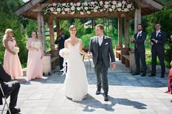 Aspen Florist Wedding Party