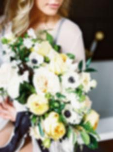 Aspen Florist Bridal Bouquet - Rosenlee