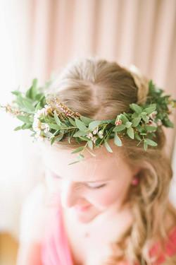 Aspen Florist Floral Crown