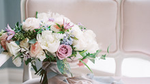 A French Garden Inspired Styled Shoot published by Wedluxe!