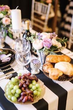 Aspen Florist Tablescape