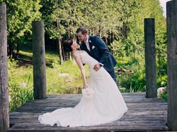 Aspen Florist Bride & Groom