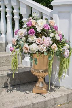 Aspen Florist Altar Flowers