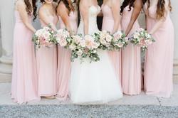 Aspen Florist Bridesmaids