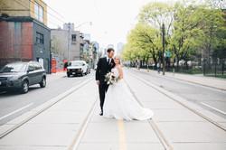 Berkeley Church Toronto Wedding