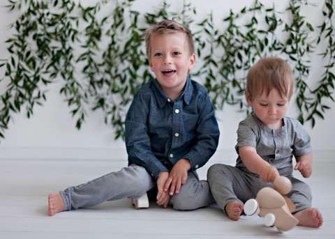Brothers Photoshoot