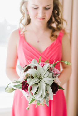Aspen Florist Bridesmaid Bouquet