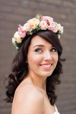 Chapel Designer Canada- Floral Crown