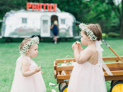 Babies Breath Flower Crown