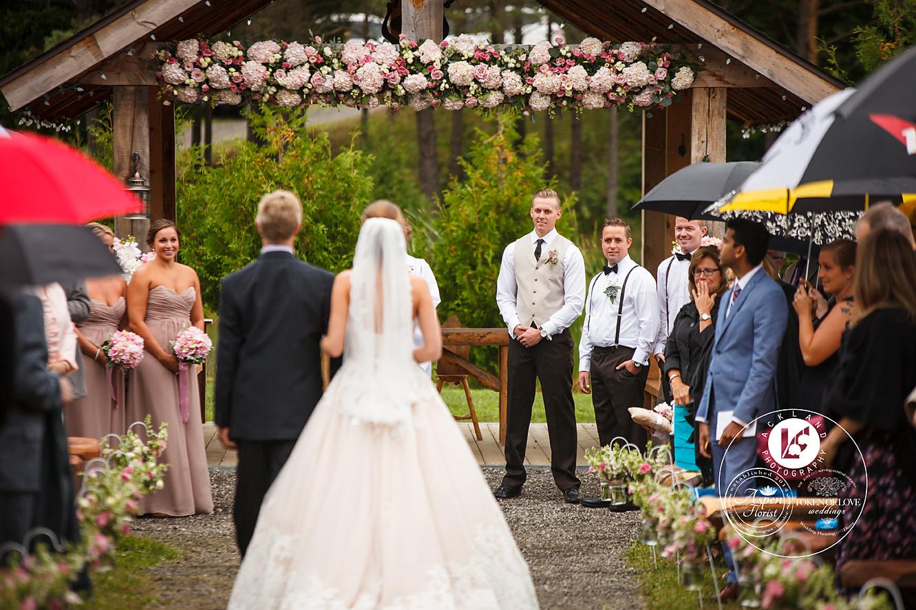 Aspen Florist Wedding